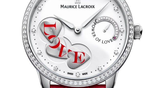 maurice lacroix masterpiece power of love