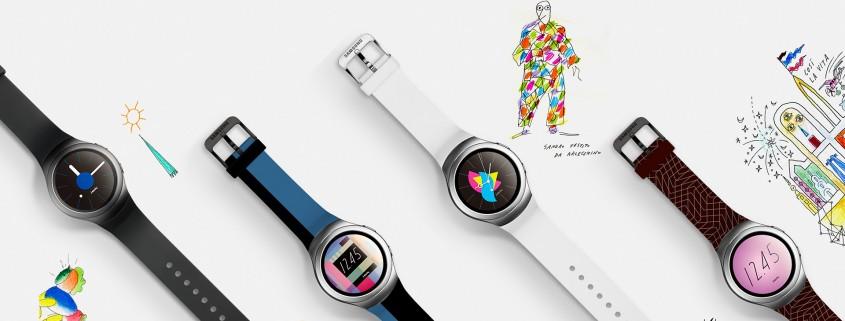 Samsung Galaxy Gear S2