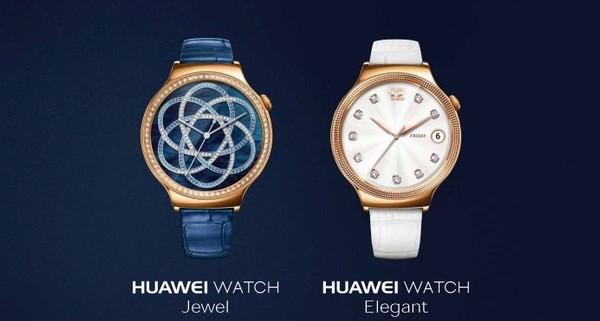 la Watch Jewel et la Watch Elegant
