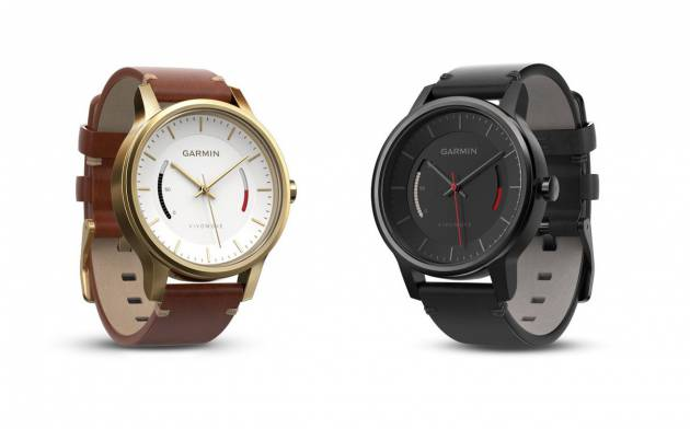 garmin d voile vivomove la nouvelle montre connect e montres femme. Black Bedroom Furniture Sets. Home Design Ideas