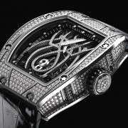 Le carbone NTPT de Richard Mille